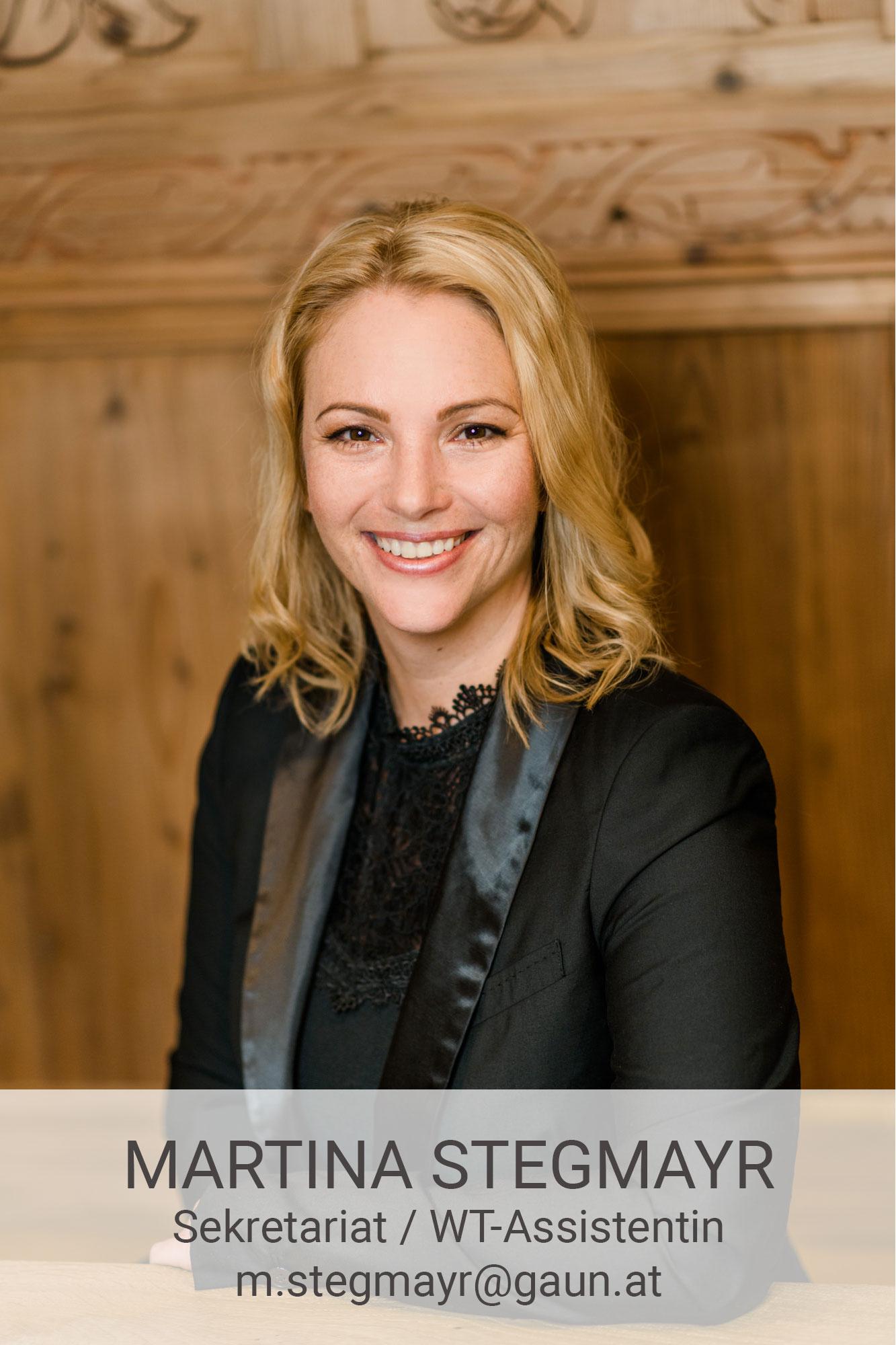 Martina Stegmayr