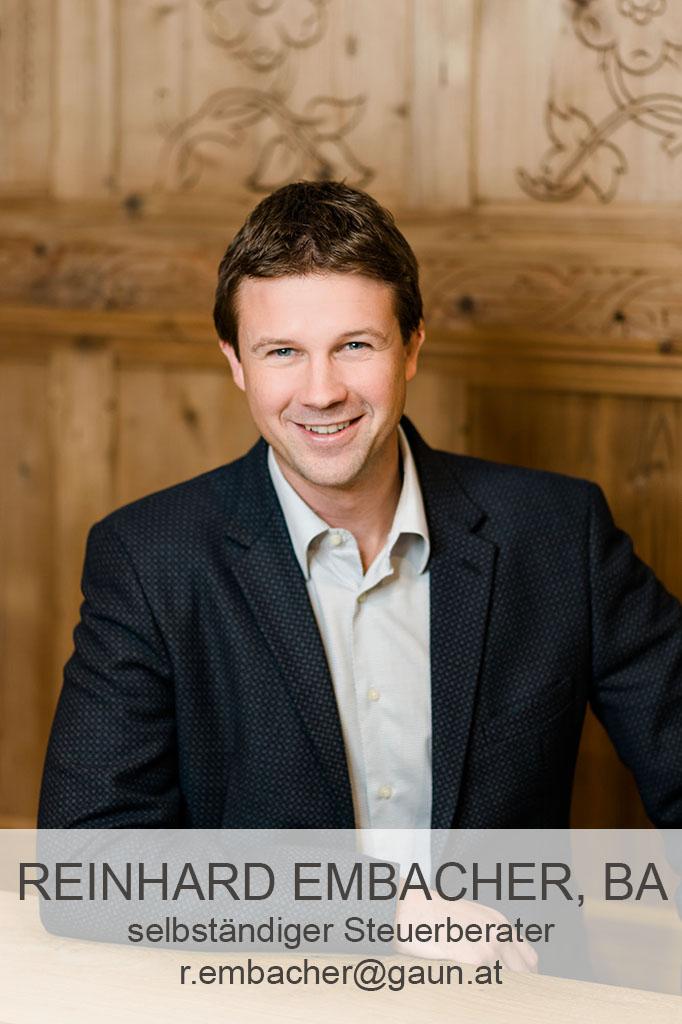 Reinhard Embacher
